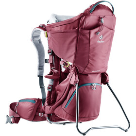 Deuter Kid Comfort Child Carrier maron